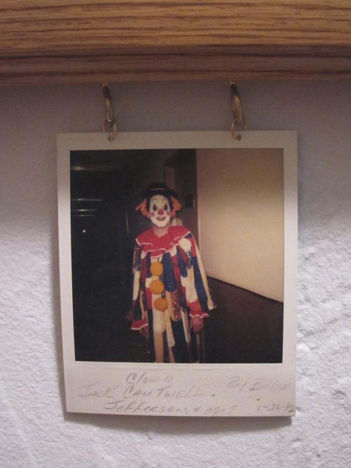 Florida Serial Killer: Clown