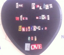 Ransom Valentines: The Police Will Never Understand Our Love