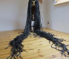 Death Mask of the Fertile Crone